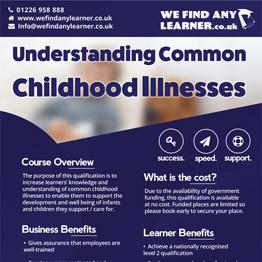Understanding Common Childhood Illness