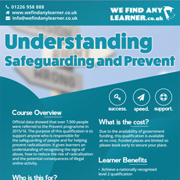 Understanding Safeguarding and Prevent